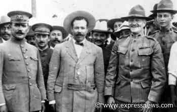 World War I commander had brief but lasting ties to San Antonio - San Antonio Express-News