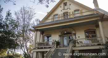San Antonio walking tours to shake the coronavirus quarantine blues: King William Historic District - San Antonio Express-News
