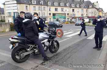 Un jeune homme de Bezons à nouveau en garde à vue pour non-respect du confinement - Le Parisien