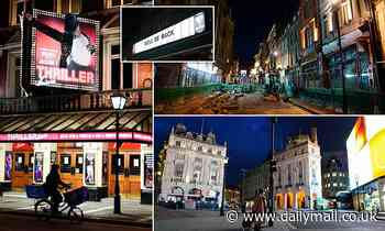 London streets are eerily quiet as bustling pubs and bars lie empty on first Saturday of lockdown