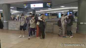 Coronavirus: More Canadians return to B.C. on repatriation flights