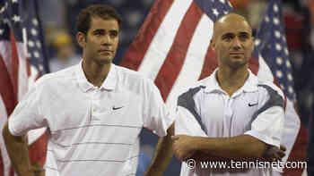 Die sieben größten Rivalitäten im Männertennis, Teil 5: Andre Agassi vs. Pete Sampras - tennisnet.com