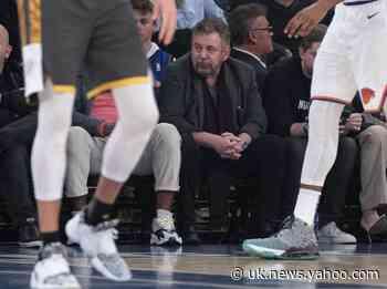 Knicks owner, MSG chairman James Dolan has coronavirus