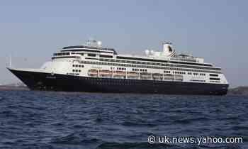 Coronavirus: Panama to allow cruise liner Zaandam through canal