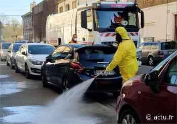 Coronavirus en Seine-Saint-Denis : le maire de Neuilly-Plaisance annonce la désinfection des rues - actu.fr