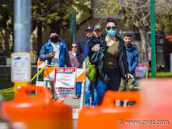 Coronavirus updates: No 'quarantine' for NY area, FDA approves 5-minute test     - CNET