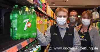 Aktion der Gemeinde Aldenhoven: Selbstgenähte Mundschutze für Mitarbeiter in Supermärkten - Aachener Zeitung