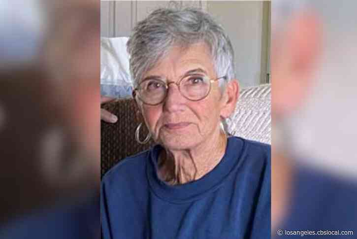 Silver Alert: 75-Year-Old Woman Missing From Bellflower