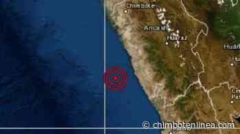 Sismo de magnitud 4.0 sacudió Huarmey anoche - Diario Digital Chimbote en Línea