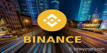 Binance Works to Become Top Crypto Futures Trading Platform - BitBoy Crypto