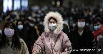 China virus cases could be '40 times higher' as UK calls for Beijing 'reckoning'