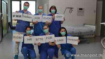 Coronavirus: So arbeitet die Main-Klinik in Ochsenfurt - Main-Post