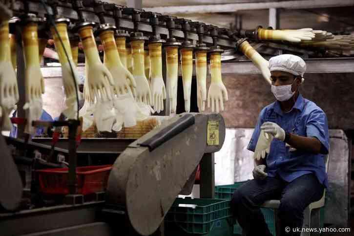 World's largest glove maker sees shortage as coronavirus fight spikes