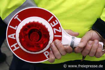 Polizei blitzt Raser auf A 4 bei Meerane - Freie Presse