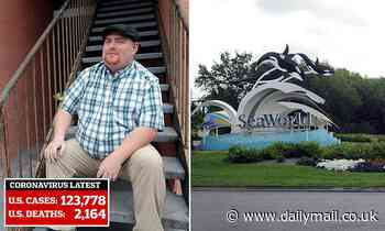 SeaWorld is furloughing nearly all of workforce due to the coronavirus pandemic