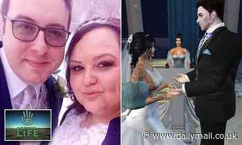 Mom-of-four dumps husband for pole dancer she met in online game Second Life
