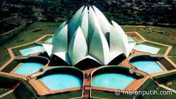 5 Kuil Terbaik di New Delhi, India, Fotografi Sangat Terbatas - Merah Putih