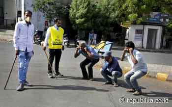 Muslim New Delhi Diminta Taati Aturan Pencegahan Corona - Republika Online