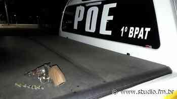 Homem é preso por porte ilegal de arma de fogo em Canela | Rádio Studio 87.7 FM - Rádio Studio 87.7 FM