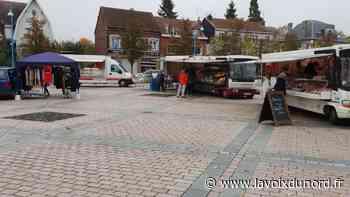 Saint-Laurent-Blangy : un marché ce vendredi, mais avec un seul commerçant - La Voix du Nord