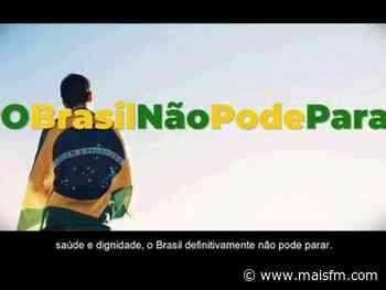 Justiça impede governo de veicular campanha contra isolamento social - MaisFM