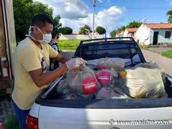 Crise do COVID-19: Campanha Iguatu Solidário realiza primeira ação beneficiando 200 famílias. Saiba como colaborar - MaisFM