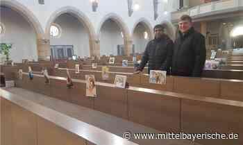 Die leere Kirche mit Bildern füllen - Region Schwandorf - Nachrichten - Mittelbayerische