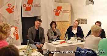 Politischer Abend beim Kreisverband Merzig-Wadern der Gewerkschaft Erziehung und Wissenschaft - Saarbrücker Zeitung