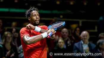 """I Wasn't Good Enough"" - Gael Monfils Makes French Open... - Essentially Sports"
