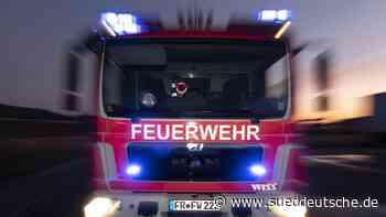 Werkstatt in Bernau ausgebrannt: Keine Verletzten - Süddeutsche Zeitung
