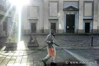Villasanta, terminata la prima igienizzazione delle strade a cura di CEM Ambiente - MBnews