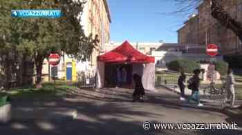 Sta bene la famiglia di Borgo Ticino in isolamento all'ospedale di Novara - Azzurra TV