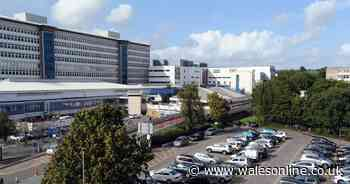 Thousands raised to give staff at the University Hospital of Wales free food