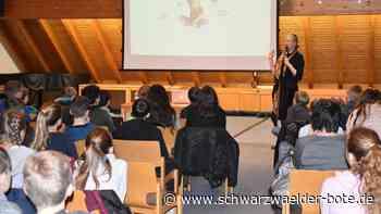 Haigerloch: Müll – die lästigste Sache der Welt - Haigerloch - Schwarzwälder Bote