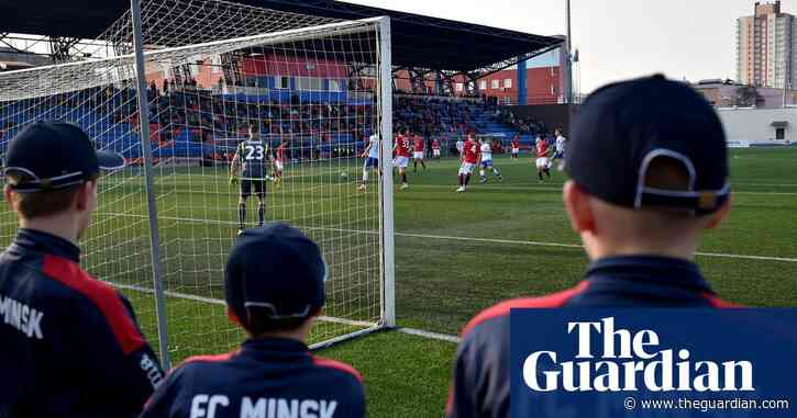 Last league standing: Belarusian football basks in new-found popularity