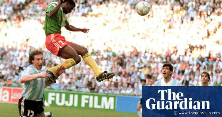 My favourite game: Argentina v Cameroon, 1990 World Cup