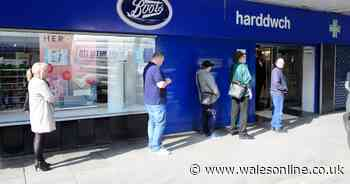 Boots website queue of 120,000 shoppers face waits of over an hour