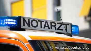 Zwei Motorradfahrer bei Unfällen schwer verletzt - Süddeutsche Zeitung