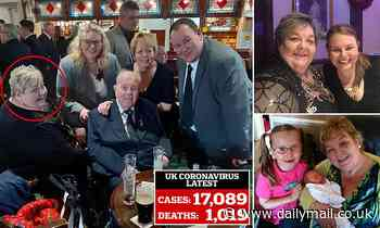 Mother, 65, with no underlying health problems dies from coronavirus
