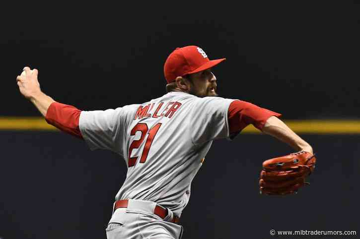 Michael Wacha Pleased By Mechanical Changes