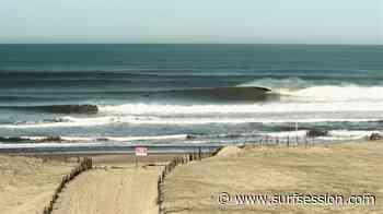 Le meilleur d'Hossegor cet hiver - Surf Session