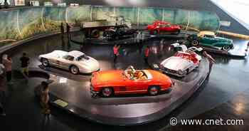 Gullwings and racing legends at the Mercedes-Benz museum     - Roadshow