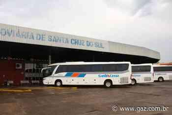 Viação União mantém linhas intermunicipais - GAZ - Notícias de Santa Cruz do Sul e Região - GAZ