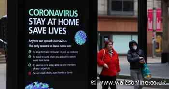 Coronavirus: 10 more people with Covid-19 die in Wales