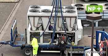 Langenhagen - CCL: Tonnenschwerer Autokran liefert Punktlandung - Neue Presse