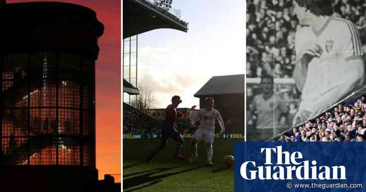 Football quiz: guess the stadiums in these artistic images – part two