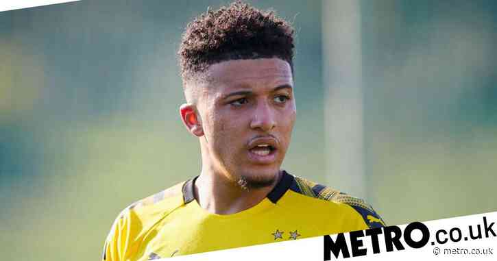 Borussia Dortmund give encouragement to Manchester United and Chelsea over Jadon Sancho transfer