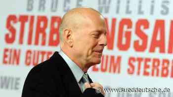 Idar-Oberstein gratuliert Hollywoodstar Bruce Willis - Süddeutsche Zeitung