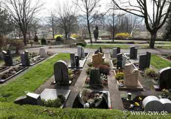 Schorndorf und Umgebung - Beerdigungen in der Corona-Krise: Trauernden fehlt Nähe - Zeitungsverlag Waiblingen