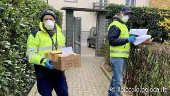 Mascherine gratis, a Trieste e Udine volontari in azione da lunedì mattina - Il Piccolo